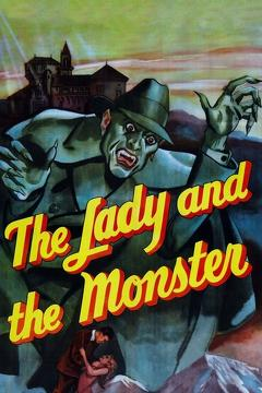 Best Science Fiction Movies of 1944 : The Lady and the Monster