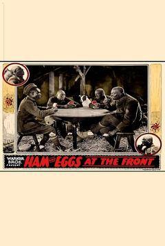 Best War Movies of 1927 : Ham and Eggs at the Front