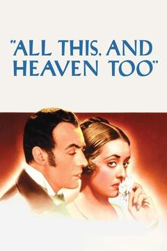 Best Drama Movies of 1940 : All This, and Heaven Too