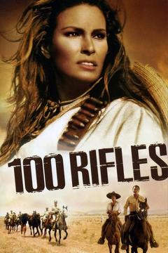 Best Action Movies of 1969 : 100 Rifles