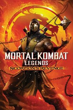 Best Animation Movies of 2020 : Mortal Kombat Legends: Scorpion's Revenge