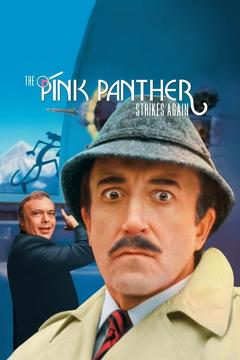 Best Crime Movies of 1976 : The Pink Panther Strikes Again