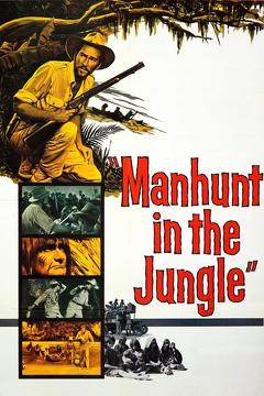 Best Mystery Movies of 1958 : Manhunt in the Jungle