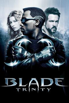 Best Science Fiction Movies of 2004 : Blade: Trinity