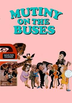Best Comedy Movies of 1972 : Mutiny on the Buses