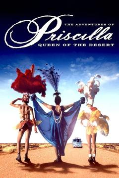 Best Comedy Movies of 1994 : The Adventures of Priscilla, Queen of the Desert
