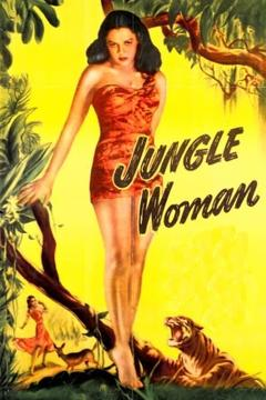 Best Science Fiction Movies of 1944 : Jungle Woman
