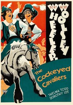Best Music Movies of 1934 : Cockeyed Cavaliers