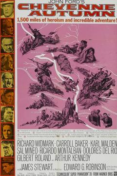 Best Western Movies of 1964 : Cheyenne Autumn