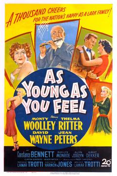 Best Comedy Movies of 1951 : As Young as You Feel