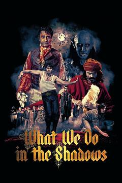 Best Comedy Movies of 2014 : What We Do in the Shadows