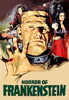 Best Science Fiction Movies of 1970 : The Horror of Frankenstein