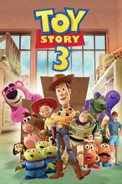 Best Animation Movies : Toy Story 3
