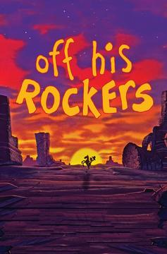 Best Animation Movies of 1992 : Off His Rockers