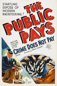 Best Crime Movies of 1936 : The Public Pays