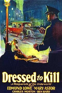 Best Crime Movies of 1928 : Dressed to Kill