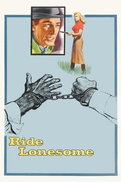 Best Western Movies of 1959 : Ride Lonesome