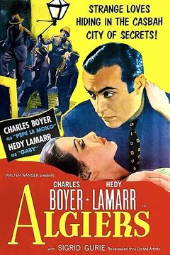 Best Mystery Movies of 1938 : Algiers