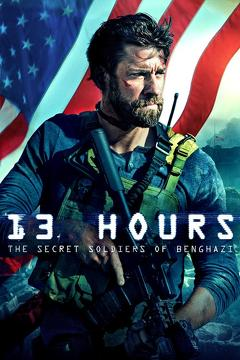 Best Action Movies of 2016 : 13 Hours: The Secret Soldiers of Benghazi