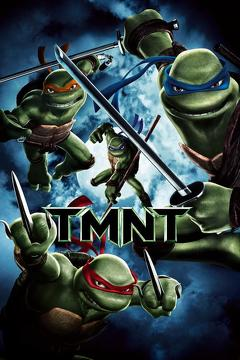 Best Animation Movies of 2007 : TMNT