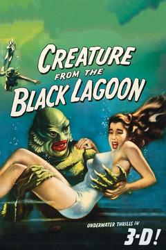 Best Adventure Movies of 1954 : Creature from the Black Lagoon
