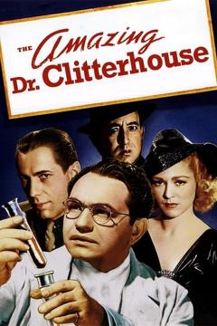 Best Drama Movies of 1938 : The Amazing Dr. Clitterhouse