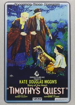 Best Drama Movies of 1922 : Timothy's Quest