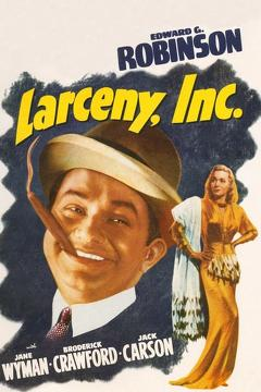 Best Action Movies of 1942 : Larceny, Inc.