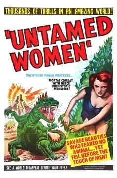 Best Science Fiction Movies of 1952 : Untamed Women