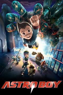 Best Science Fiction Movies of 2009 : Astro Boy