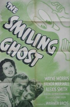 Best Horror Movies of 1941 : The Smiling Ghost