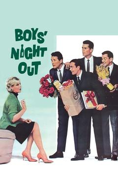 Best Comedy Movies of 1962 : Boys' Night Out