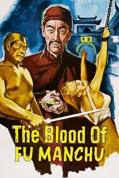 Best Science Fiction Movies of 1968 : The Blood of Fu Manchu