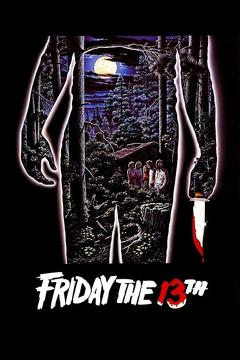 Best Horror Movies of 1980 : Friday the 13th