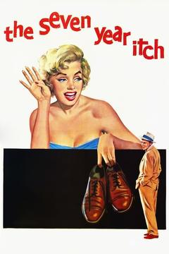 Best Comedy Movies of 1955 : The Seven Year Itch