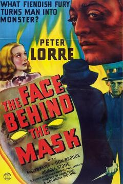 Best Horror Movies of 1941 : The Face Behind the Mask
