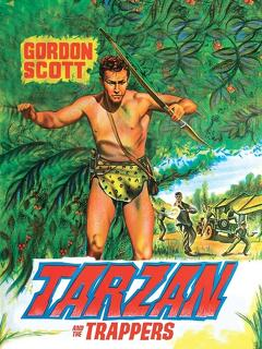 Best Tv Movie Movies of 1958 : Tarzan and the Trappers