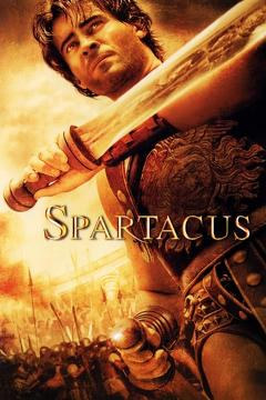 Best History Movies of 2004 : Spartacus