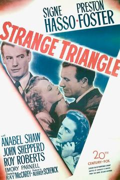 Best Adventure Movies of 1946 : Strange Triangle