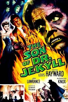 Best Crime Movies of 1951 : The Son of Dr. Jekyll