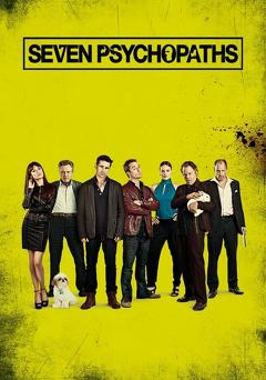 Best Crime Movies of 2012 : Seven Psychopaths