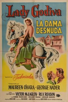 Best History Movies of 1955 : Lady Godiva of Coventry
