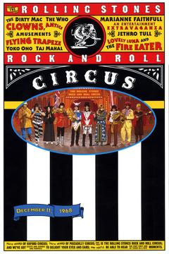 Best Music Movies of 1996 : The Rolling Stones Rock and Roll Circus