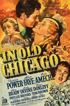 Best Action Movies of 1938 : In Old Chicago