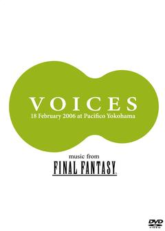 Best Music Movies of 2006 : VOICES: music from FINAL FANTASY