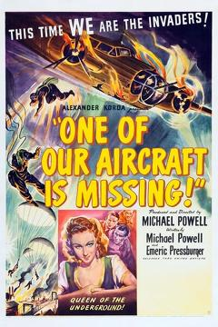 Best Action Movies of 1942 : One of Our Aircraft Is Missing