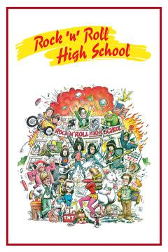 Best Music Movies of 1979 : Rock 'n' Roll High School