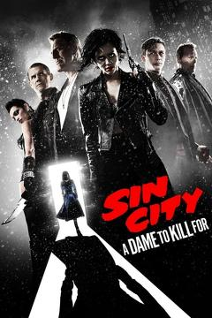 Best Crime Movies of 2014 : Sin City: A Dame to Kill For
