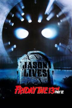 Best Mystery Movies of 1986 : Friday the 13th Part VI: Jason Lives