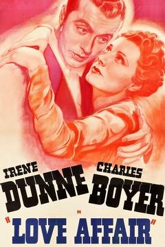 Best Comedy Movies of 1939 : Love Affair